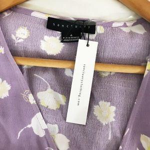 Sanctuary Dresses - 🆕 SANCTUARY MEADOW WRAP DRESS IN HELLO SPRING